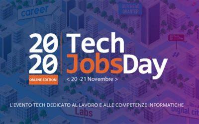 TechJobsDay2020, a caccia di talenti per il settore informatico. Ecco le date