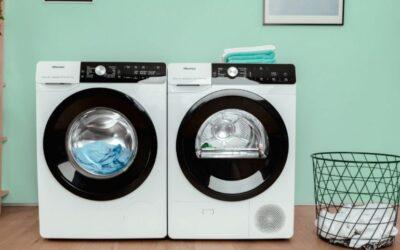 Hisense, nuovi modelli nella gamma di lavatrici e asciugatrici