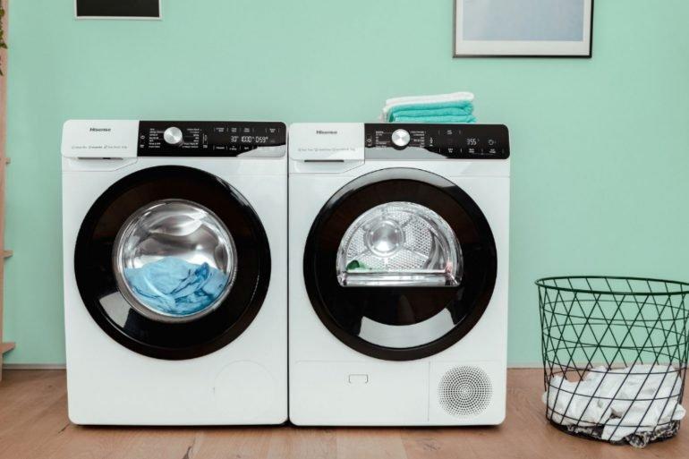 hisense lavatrici asciugatrici