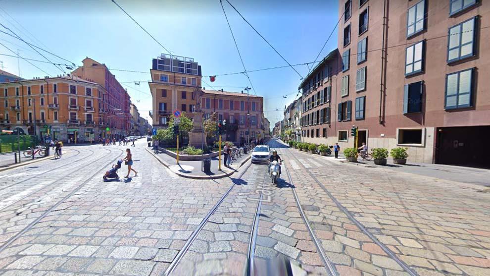 """La quarantena? A Milano """"dura"""" dal 1576. Le origini di Largo Crocetta"""