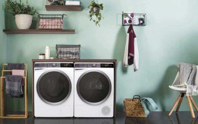 Lavatrici e asciugatrici Hisense, igienizzazione dei capi con il vapore