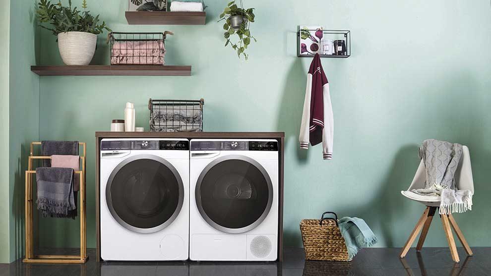 lavatrici e asciugatrici hisense