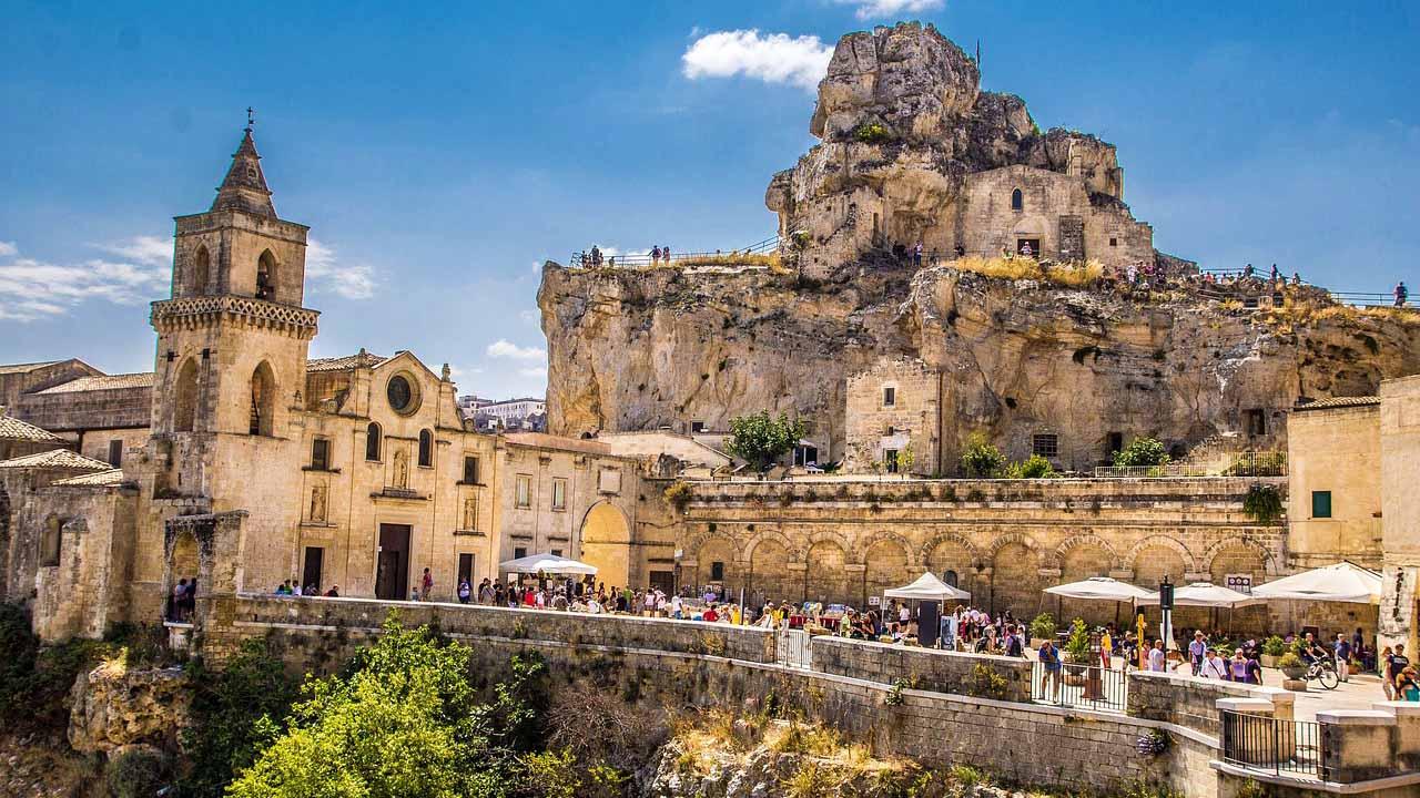 Matera, la città dei sassi. Un itinerario che ti lascerà a bocca aperta