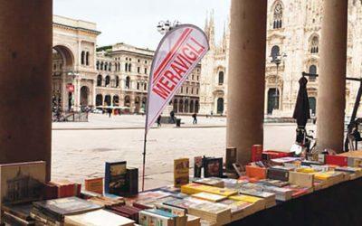 Libri in piazza con Meravigli Edizioni, torna l'appuntamento mensile