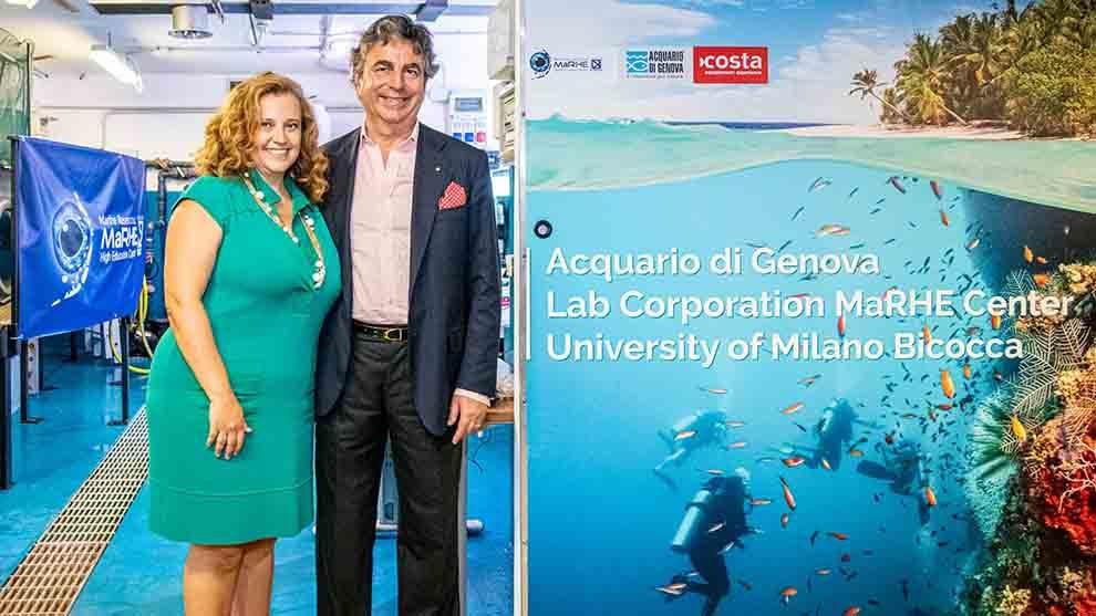 Milano-Bicocca e l'Acquario di Genova insieme per la salvaguardia delle Maldive