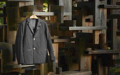 Montura Jacket by Kengo Kuma: Moda italiana, cultura giapponese e beneficenza