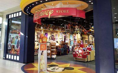 Negozi Disney, chiusura di tutti i punti vendita entro fine anno. Ecco il perché