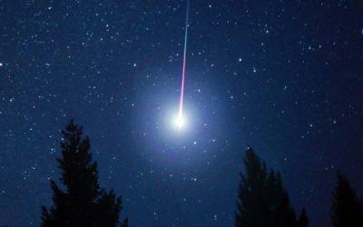 Notte di San Lorenzo 2020, le date migliori per osservare le stelle cadenti
