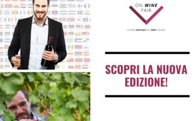 On-Wine Fair, torna la nuova edizione della Fiera Virtuale del Vino Italiano