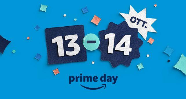 Prime Day! La lista delle offerte di Amazon disponibili da domani