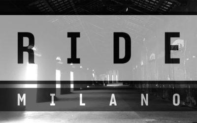 Ride Milano, un'estate ricca di appuntamenti allo scalo ferroviario di Porta Genova