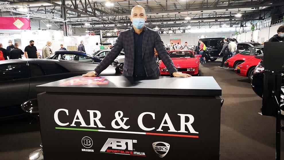 Milano AutoClassica, Roberto Losapio e le Supercars di Car & Car