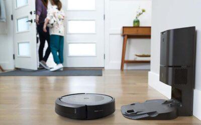 Robot aspirapolvere, Roomba i3+ pulisce lo sporco e lascia tutto in ordine