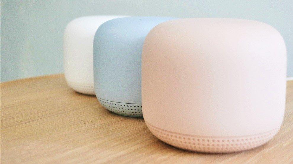 Massima velocità di navigazione grazie al Router Wi-Fi Google Nest