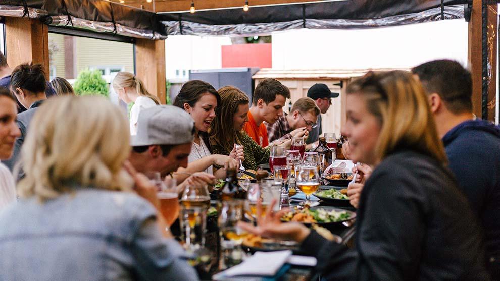 Arriva lo sconto sul conto, l'incentivo per ristoranti e relativi clienti