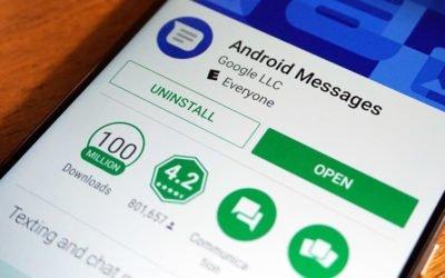 SMS 2.0 di Google disponibili anche in Italia. Una sfida contro WhatsApp?