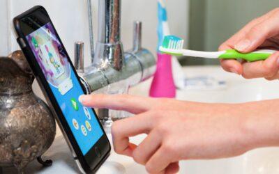 Spazzolino da denti per bambini, con Playbrush lavarsi è divertente