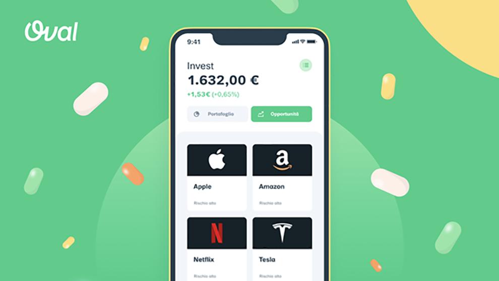 Oval presenta Stock Bits, la soluzione più smart per fare piccoli investimenti