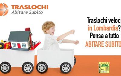 Traslochi a Milano e in Lombardia con Abitare Subito. Richiedi un preventivo