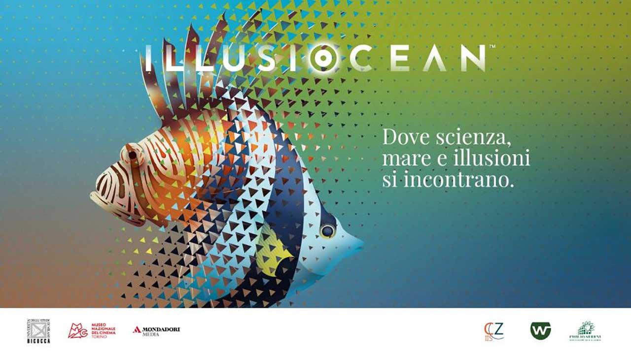 IllusiOcean, un viaggio tra le meraviglie del mare attraverso il linguaggio delle illusioni